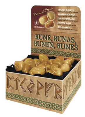 Runes Golden Quartz