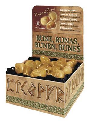 Runes Golden Quartz